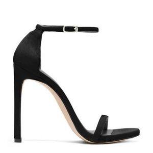 """Stuart Weitzman """"Nudist"""" heels"""